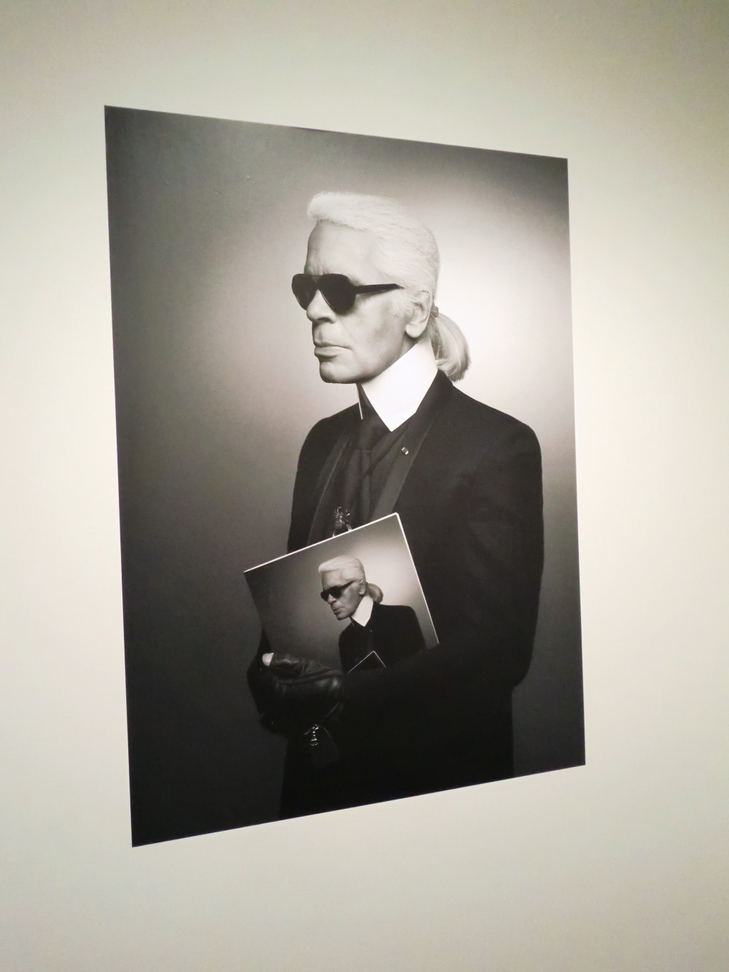 Feuerbach Muses Lagerfeld Models Kunsthalle