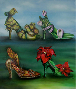 Shoe-Art by Klaus Niehaus