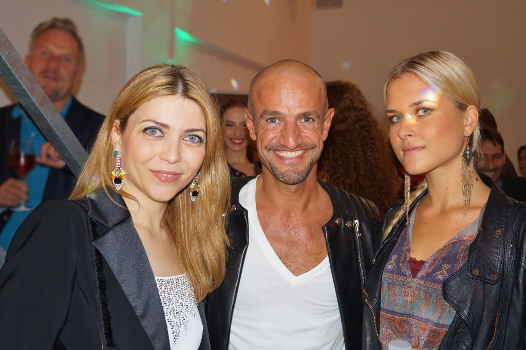 Peyman Amin - Germany's Next Topmodel Juror