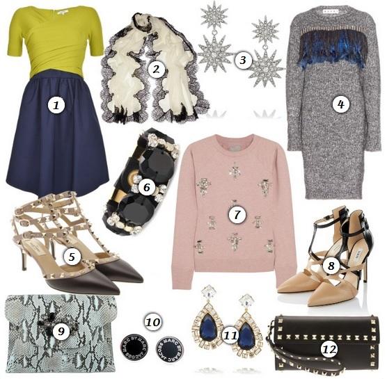 1. Advent - Geschenkefinder für Fashionistas