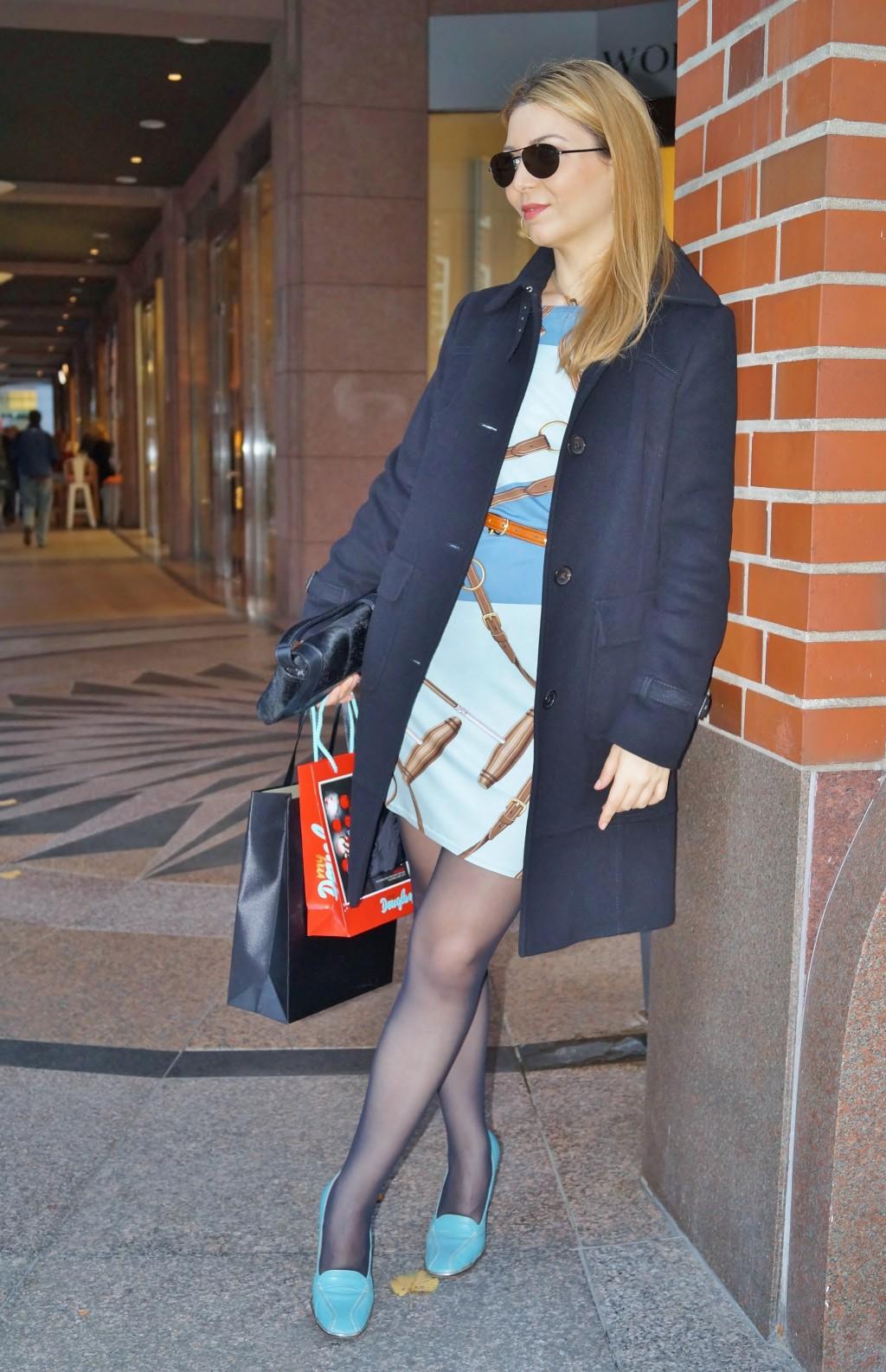 Bogner Mantel - Bally Schuhe