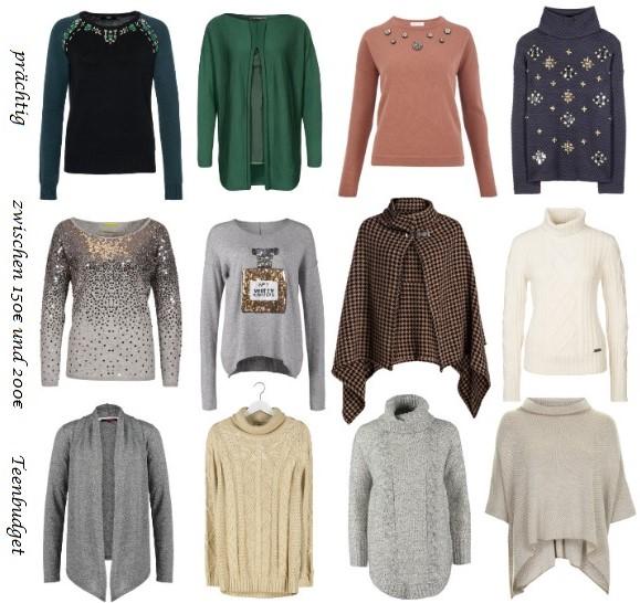 Pullover für jeden Anlass