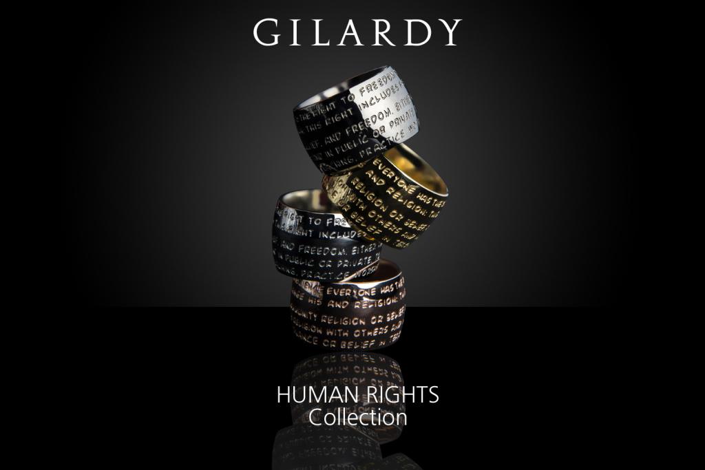 Gilardy - Human Rights