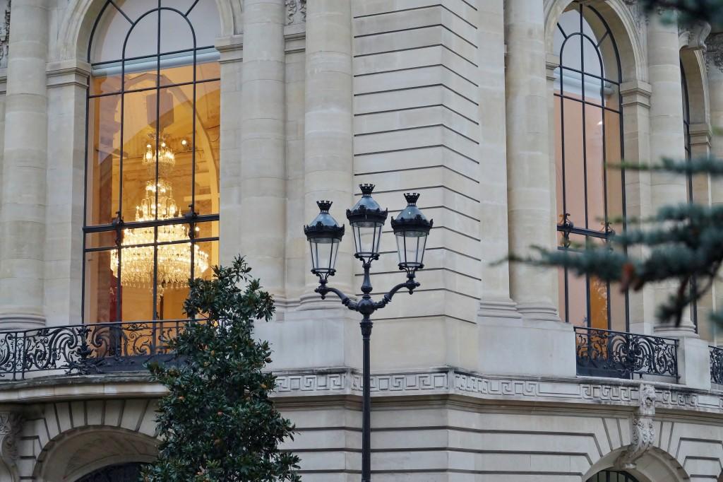 La Tour Eiffel et le Pont Alexandre III Paris