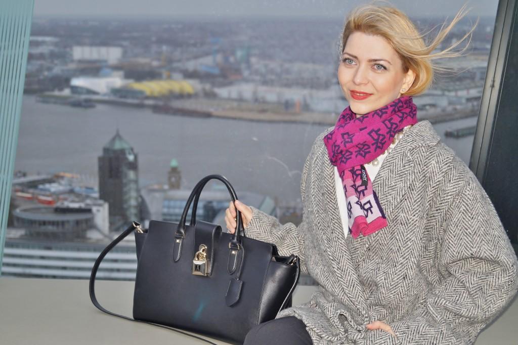 Patrizia Pepe Tasche, DKNY Schal