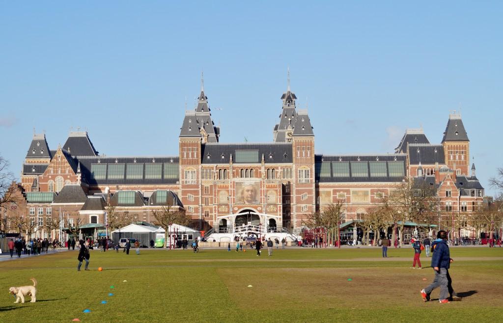 Amsterdam in vier Tagen