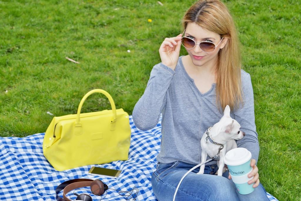 Erstes Picknick in diesem Jahr