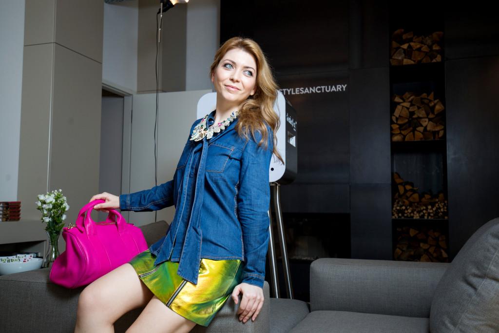 Denim einmal elegant - Shopstyle Sanctuary