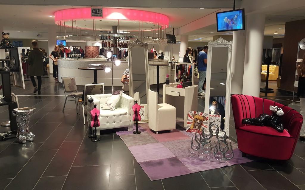 MBKFD Showrooms & Lounge