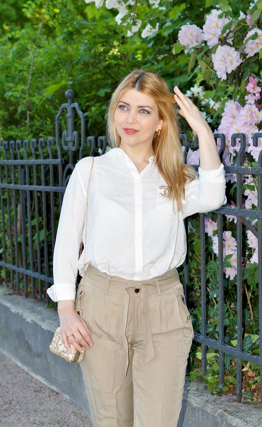 Utility Style Hose & Hemd