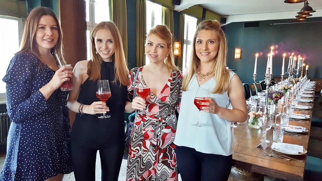 Mercedes-Benz Fashion Week Berlin Sommer 2016 - ShopStyle Dinner - Yuliya Savytska