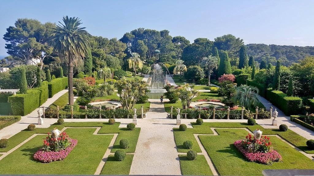 Cap Ferrat - Villa Ephrussi de Rothschild (3)