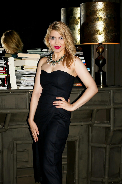 Yuliya Savytska - Paris Fashion Week Street Style