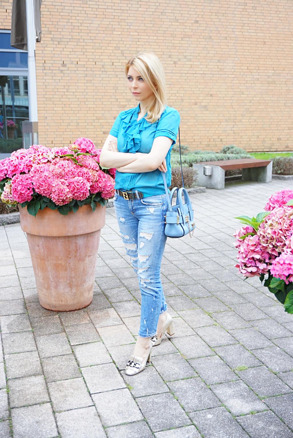 Casual-Elegant Style Mix - Yuliya Savytska